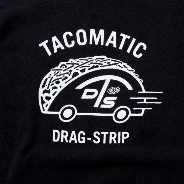 TACOMATIC DRAG-STRIP  designed by Hiroshi Iguchi