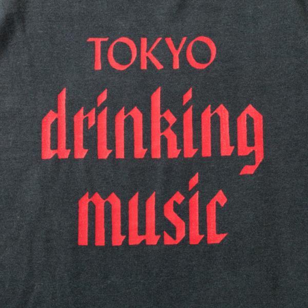 TOKYO DRINKING MUSIC  designed by Tacoma Fuji Records & Satoshi Suzuki