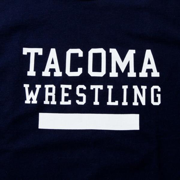 TACOMA WRESTLING designed by Jerry UKAI