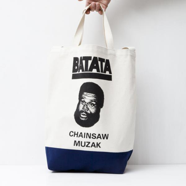 BATATA TOTE BAG designed by Tomoo Gokita