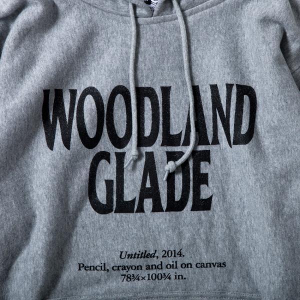 WOODLAND GLADE by Dennis Osegueda designed by Satoshi Suzuki (12oz PARKA)