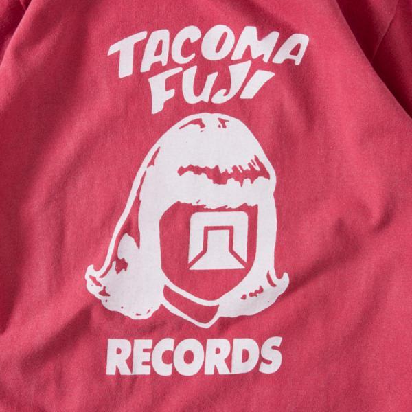 TACOMA FUJI RECORDS LOGO '15 designed by Tomoo Gokita