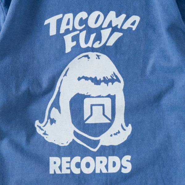 TACOMA FUJI RECORDS LOGO '15 designed by Tomoo Gokita