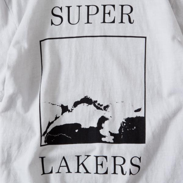 SUPER LAKERS designed by Masaru Tatsuki, Satoshi Suzuki, and Tomoro Watanabe