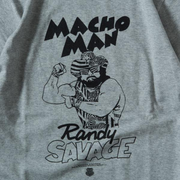 """MACHO MAN"" RANDY SAVAGE designed by Tomoo Gokita"