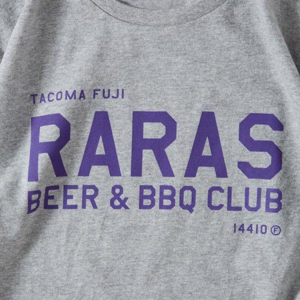 RARAS BEER & BBQ CLUB designed by Jerry UKAI and Tacoma Fuji Records