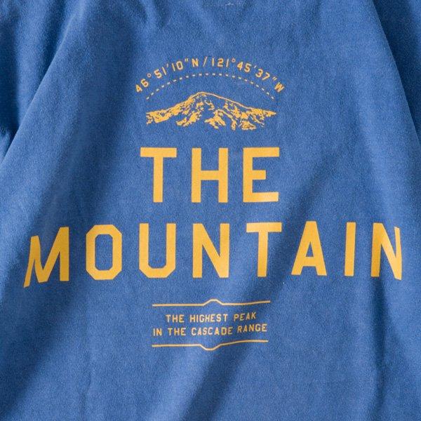 THE MOUNTAIN designed by Jerry UKAI and Tacoma Fuji Records