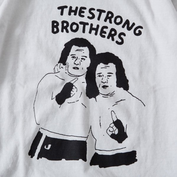 THE STRONG BROTHERS designed by Tomoo Gokita