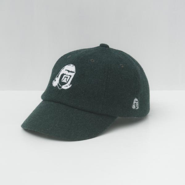 TACOMA FUJI LOGO WOOL CAP