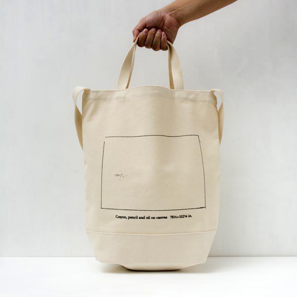 CANVAS TOTE BAG designed by Satoshi Suzuki