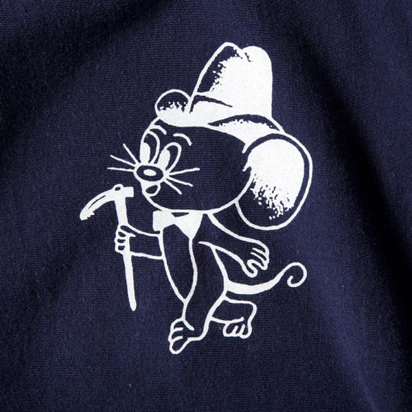 Mountain Mouse Syndicate Hoodie (12oz) designed by Jerry UKAI