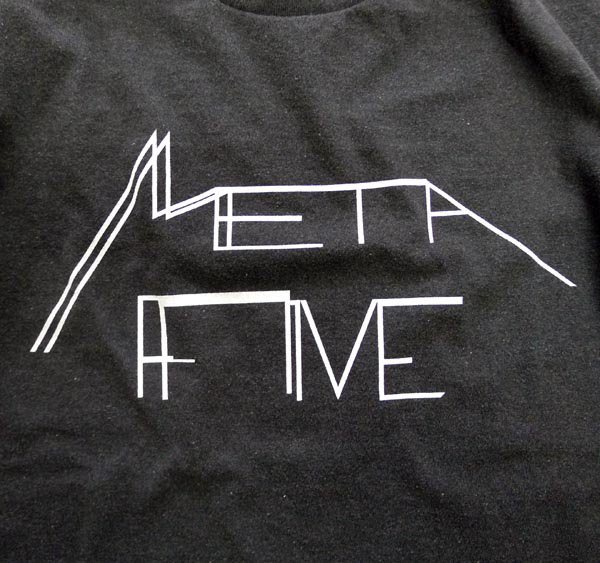 METAFIVE designed by Tomoo Gokita