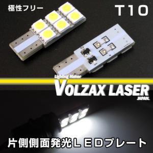 T10ウェッジ 側面発光LEDプレート ...