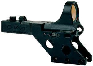 実物 C-MORE SL830 Serendipity Standard Switch BLACK 4MOA Polymer Frame