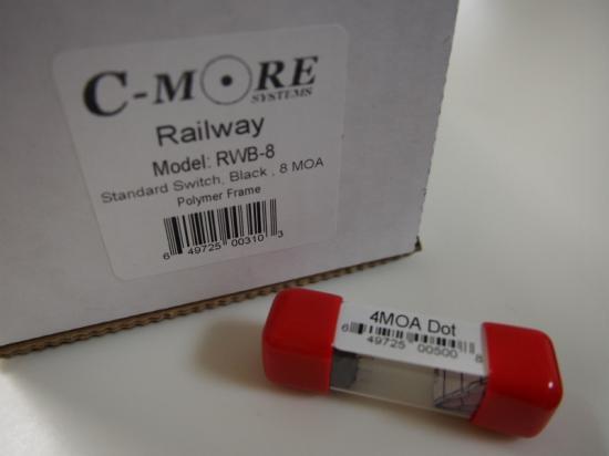 お得なセット 実物 C-MORE RAILWAY 8moa + ドットモジュール4moa