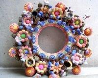 メテペック ビンテージ 陶器 [太陽の輪 コロナデソル]  民芸品