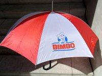 ビンボー BIMBO パン ノベルティ [パラソル 傘] ビンテージ