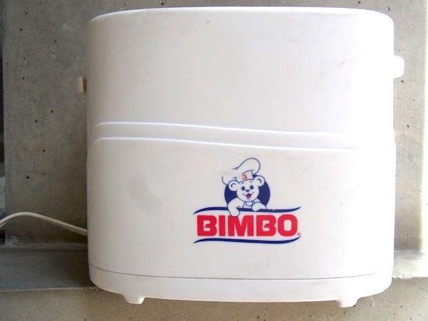 ビンボー BIMBO パン ノベルティ [トースター] ビンテージ