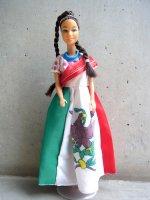 メキシコ バービー 人形 [トラディシオナル メヒコその2] オモチャ インテリア