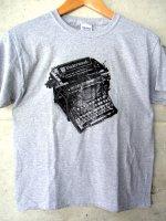 ブコウスキー Tシャツ [アンダーウッド] グレー