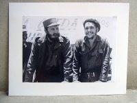 カストロ&ゲバラ ポートレイト  [笑顔] インテリア
