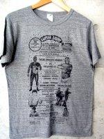 ルチャリブレ Tシャツ マスクマン [タイガーマスクvsビジャノ]  プロレス