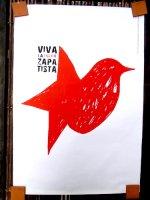 サパティスタ EZLN ポスター アート [ビバ・ラ・ルチャ]