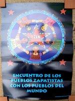 サパティスタ EZLN ポスター アート [出会い]