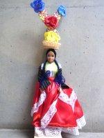 オアハカ バービー 人形 [オアハカ ゲラゲッツァ ] インテリア