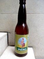 インディオ ビール ノベルティ  [ボトルサーバー] used