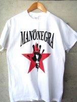 マノネグラ Tシャツ [ホワイト] mano negra