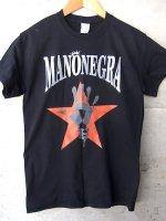 マノネグラ Tシャツ [ブラック] mano negra