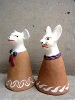アギラールファミリー  ベル 鈴  [スモールサイズ イヌ&ウサギ] オアハカ
