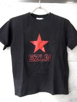 サパティスタ EZLN Tシャツ [ブラック] レディース