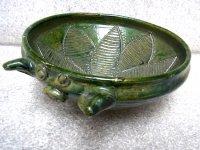 オアハカ 陶器   [アツォンパ  ブタ モルカヘテ] ビンテージ