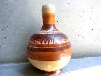 メキシコ 土器 壺  [オジャ センシージョ] used