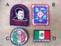 刺繍ワッペン  [学校、国旗など] リメイク