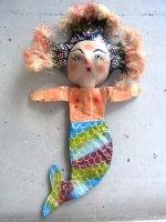 ゲレーロ  ココドール 壁掛け人形 [人魚] スーベニール