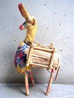 メキシコ もろこし人形 聖体の日[ムーラ] 民芸品
