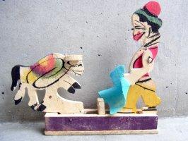 グアナファト 郷土玩具 [闘牛] フォークアート