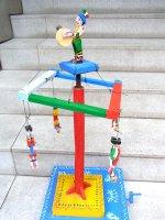 グアナファト カラクリ玩具 [ボラドール] フォークアート
