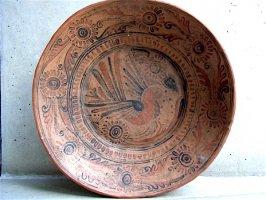 ゲレーロ 陶皿 カスエラ  [ココブリ] ビンテージ