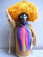 ゲレーロ ボトル人形  [カーニバル チラパ] フォークアート