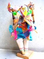 オアハカ 民芸人形  [トリートのフィエスタ] ビンテージ