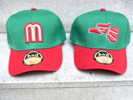 メキシコ WBC ナショナルチーム ベースボールキャップ [