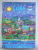 サパティスタ EZLN ポスター 「キューバ」