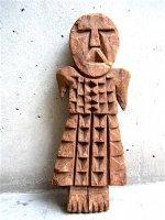 チワワ 木彫り人形  [タラウマラ インディオ] フォークアート