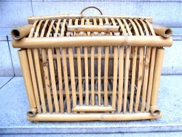イダルゴ ハウラ [竹の鳥かご] ビンテージ