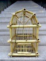 オアハカ ハウラ [竹の鳥かご 43cm]  Lサイズ