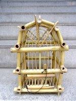 オアハカ ハウラ [竹の鳥かご 30cm]   Sサイズ